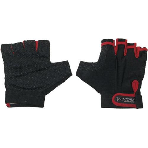 Ventura Gel Bike Gloves, Medium by Ventura