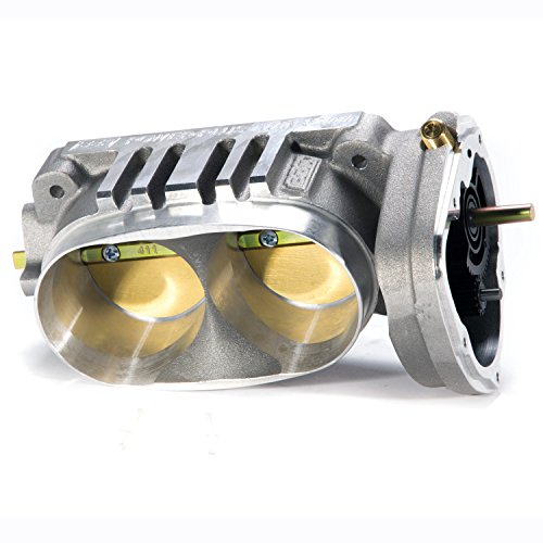 BBK PERFORMANCE 1763 05-10 FORD MUSTANG GT TWIN 62MM POWER PLUS THROTTLE BODY