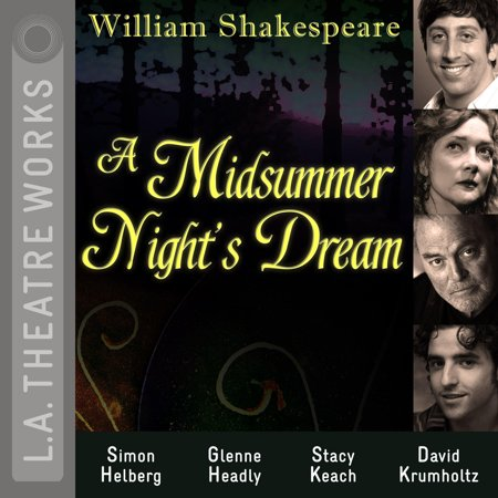 A Midsummer Nights Dream  Audiobook