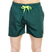 Mens Solid Color Trunks Pants Board Boardshorts Swimwear Swim Trunks Bathing Suit Quick Dry Beach Swimming Shorts