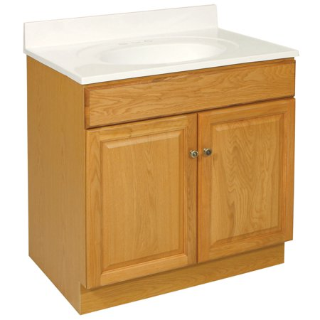 Design House 531996 Claremont Unassembled 2-Door Vanity without Top, 30