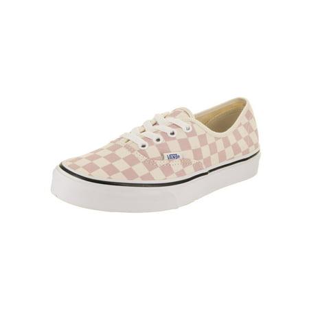 Unisex Authentic (Checkerboard) Skate Shoe - Checkered Vans