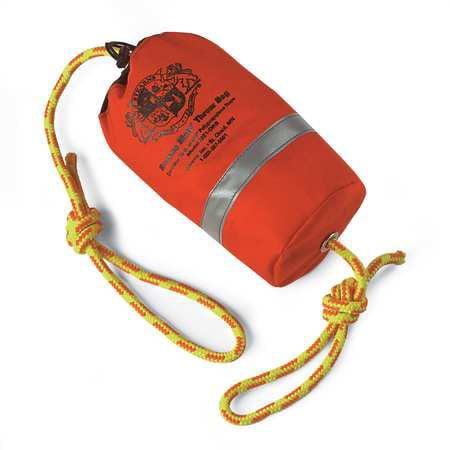 STEARNS I021ORG-00-000 Throw Bag, Orange, Nylon