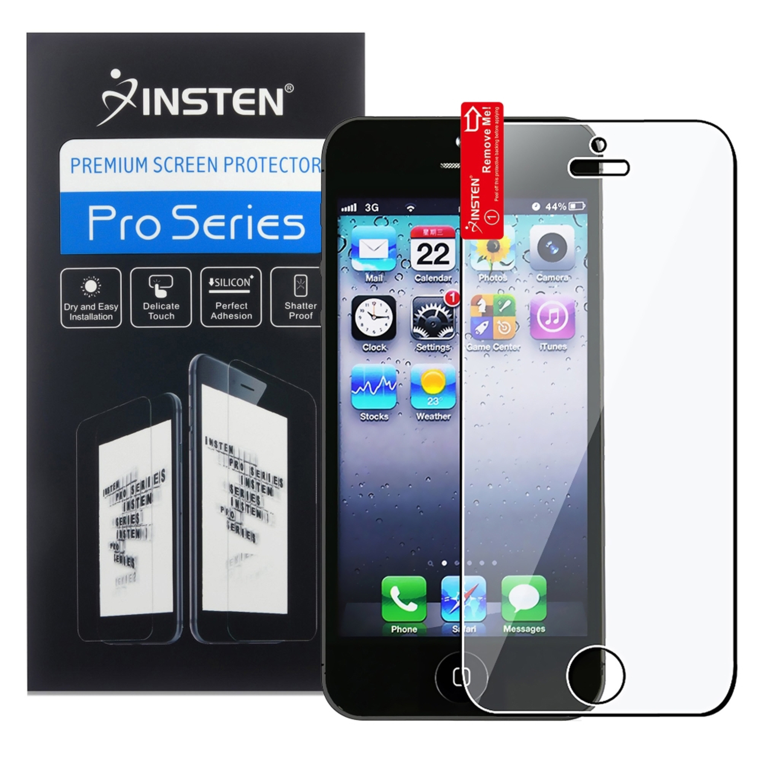 Insten Clear Screen Protector Guard For Apple iPhone 5C