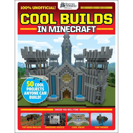 Cool Builds in Minecraft! (Things To Build With Redstone In Minecraft)