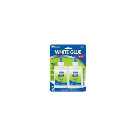 Bazic Glue Multi Purpose Craft 1.25oz White - Exact Multi Purpose Bond