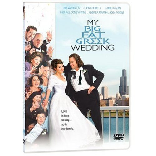 MY BIG FAT GREEK WEDDING (DVD/P&S/WS/DS 5.1/DSS/ENG-FR-GR-SP-SUB)