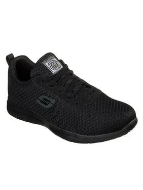 Skechers Work Women's Ghenter - Bronaugh Slip Resistant Work Shoe