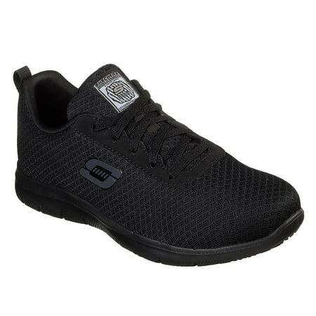 Skechers Work Women's Ghenter - Bronaugh Slip Resistant Work Shoes ()