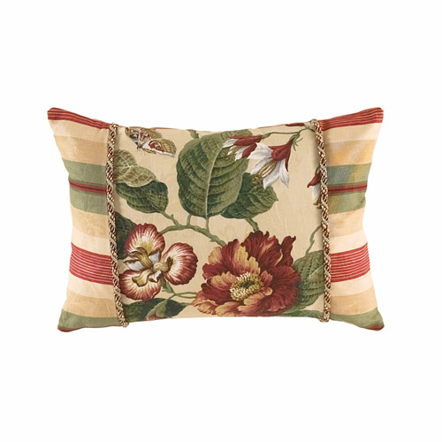 Waverly Laurel Springs Oblong Accent Pillow