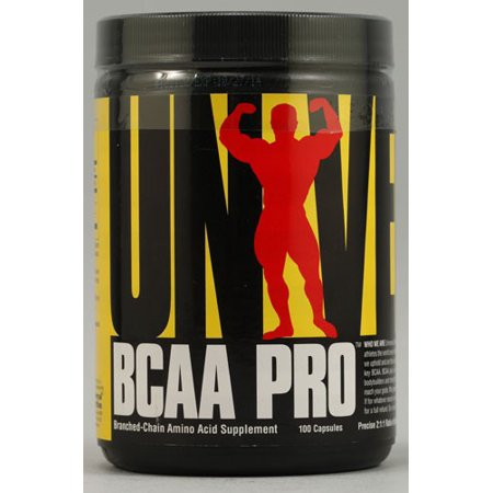Nutrition BCAA Pro 100 Capsules