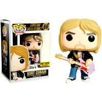 Nirvana Funko POP! Rocks Kurt Cobain Vinyl Figure [Black Sweater, Pink Guitar]