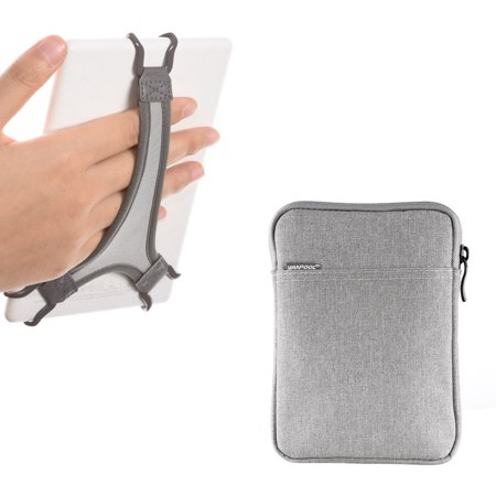 WANPOOL Hand Strap Holder for Kindle / Paperwhite / Voyage / Oasis 6 Inch, Plus Protective Felt Cover Pouch