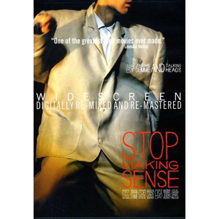 Stop Making Sense (DVD) (Cd / Dvd Marking Pen)