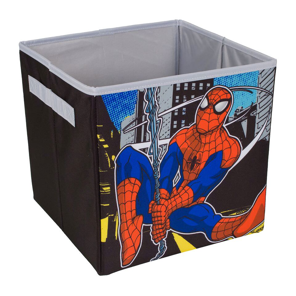 Spiderman Collapsible Box | Marvel