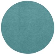 Broadway Collection Pet Friendly Teal 14'x14' Round - Area Rug