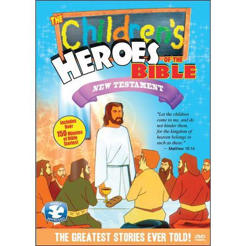 Children's Heroes Of The Bible: New Testament (Full Frame)