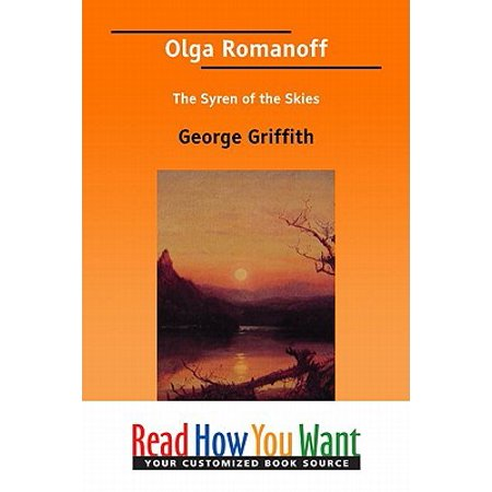 Olga Romanoff: The Syren Of The Skies - eBook