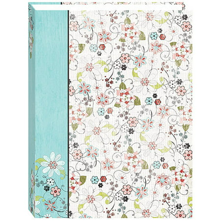Pioneer St 400 3 Ring Photo Album Flower Explosion Walmartcom