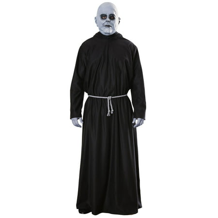 Men's Uncle Fester Addams Family Costume](Addams Family Wednesday Halloween)