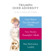 Triumph Over Adversity 3-in-1 Collection - eBook