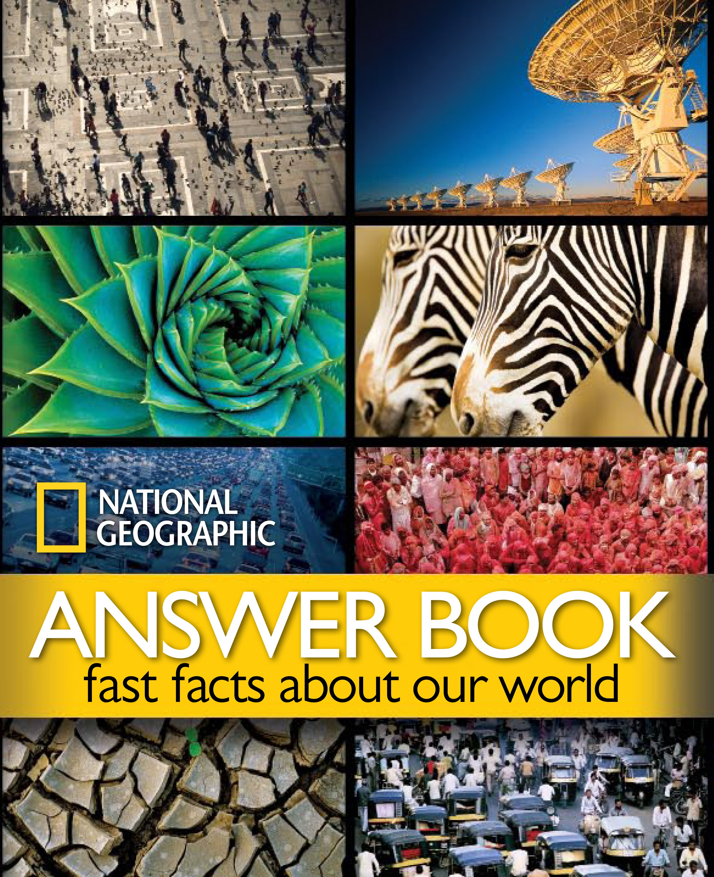 National Geographic Answer Book : Fast Facts about Our World - Walmart.com