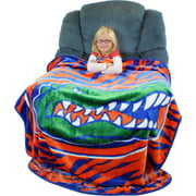 College Covers Florida Gators Throw Blanket