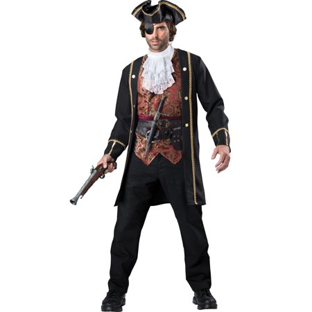 Captain Scurvy Adult Costume