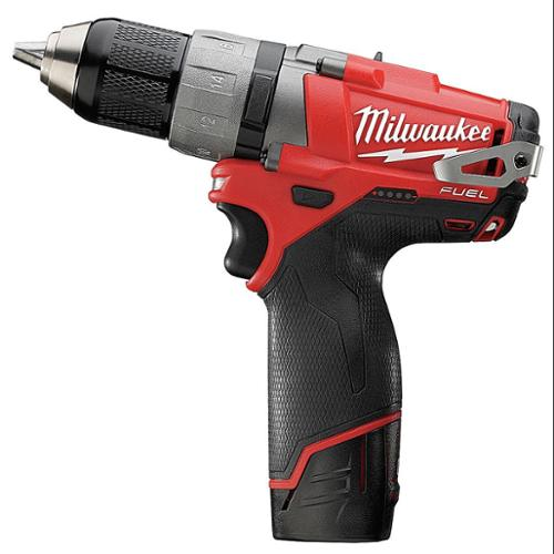 MILWAUKEE Cordless Drill/Driver Kit 2403-22