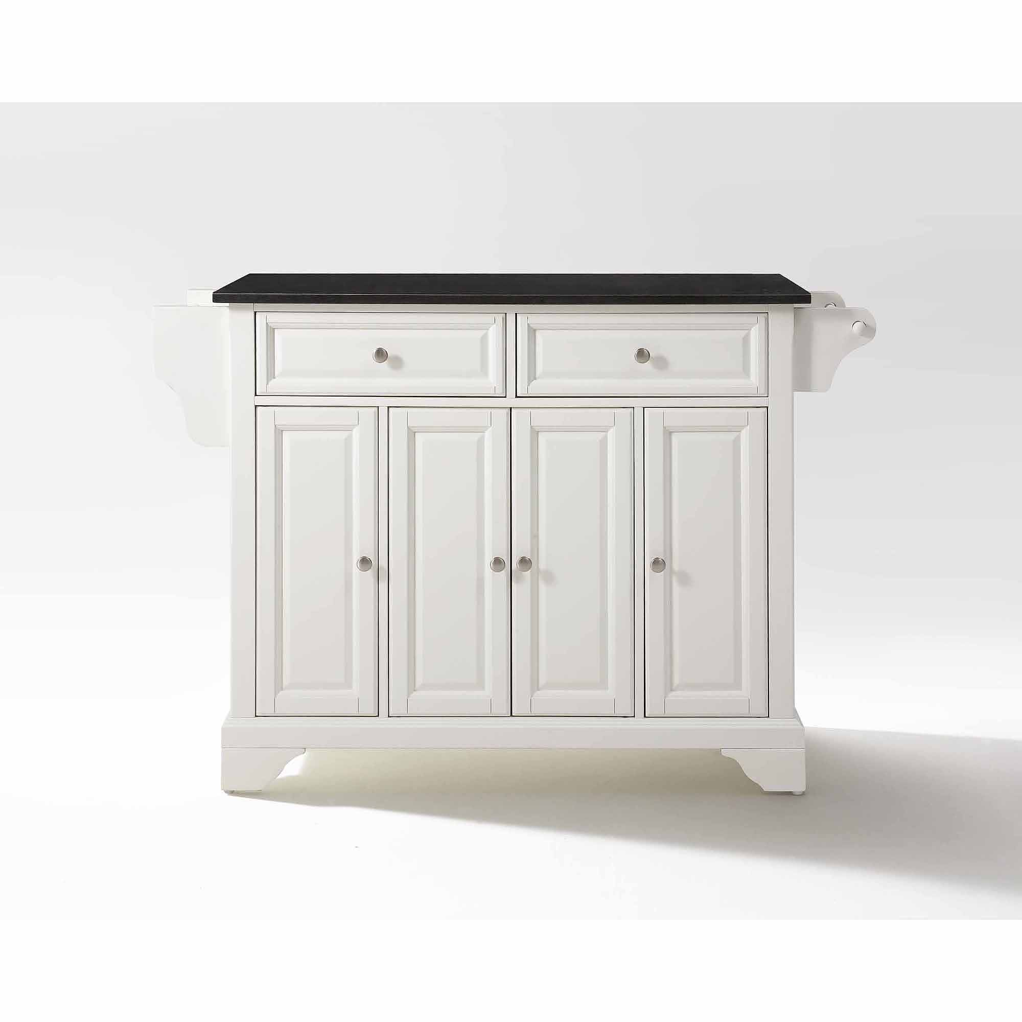 Crosley Furniture Kitchen Island Crosley Furniture Lafayette Solid Granite Top Kitchen Island