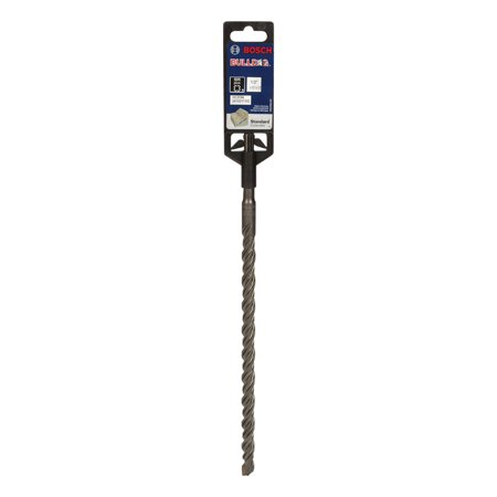 Rotary Hammer Bit Set (Bosch Bulldog 1/2 in. Dia. x 12 in. L Steel Rotary Hammer Bit SDS-Plus Shank 1 pc.)