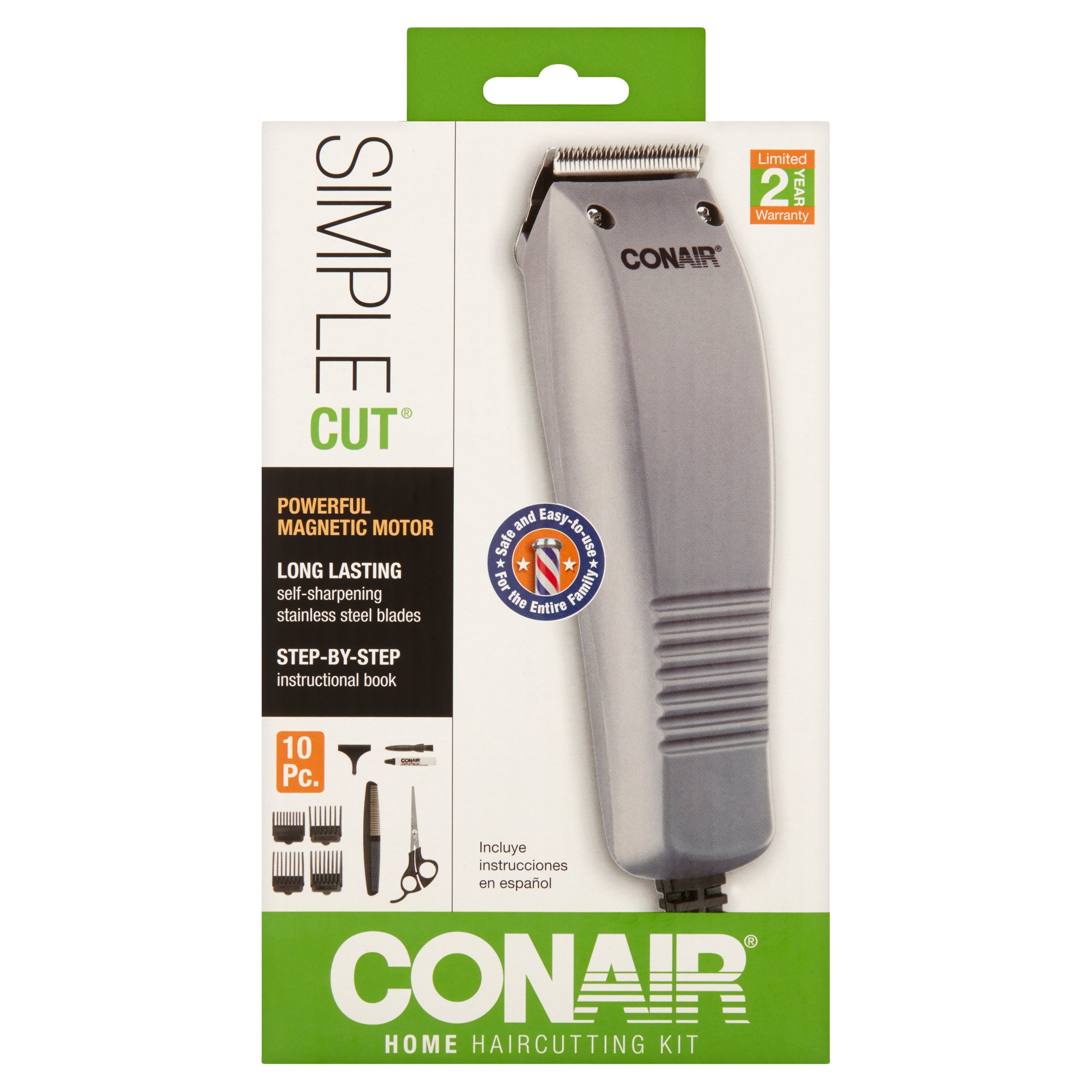 Conair Simple Cut Home Haircutting Kit