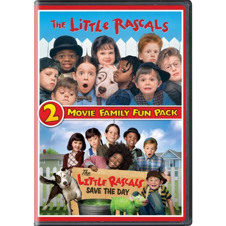 Halloween Movies For Families To Watch (The Little Rascals 2 Movie Family Fun Pack)