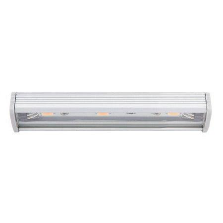- Cal Lighting LTLS-1-3P6W Linear Thin Strip LED Under Cabinet Light, White