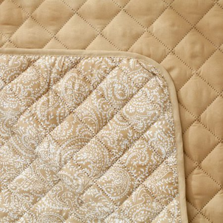 Home Fashion Designs Luxe Home Reversible Sofa Furniture Protector