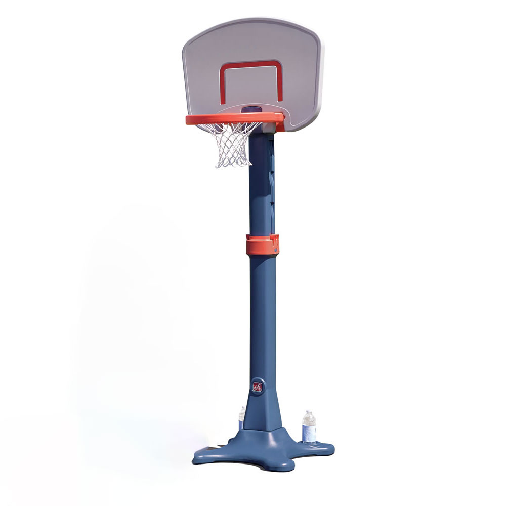 Step2 Shootin' Hoops Pro 72-inch Portable Basketball Hoop with Ball