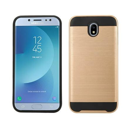 promo code fddd9 7feec Samsung Galaxy J5 Pro / J530 Case, Samsung Galaxy J5 (2017) Case, Slim  Armor Hybrid Cover [Scratch/Dust Proof] Defender Dual Layer Shockproof ...