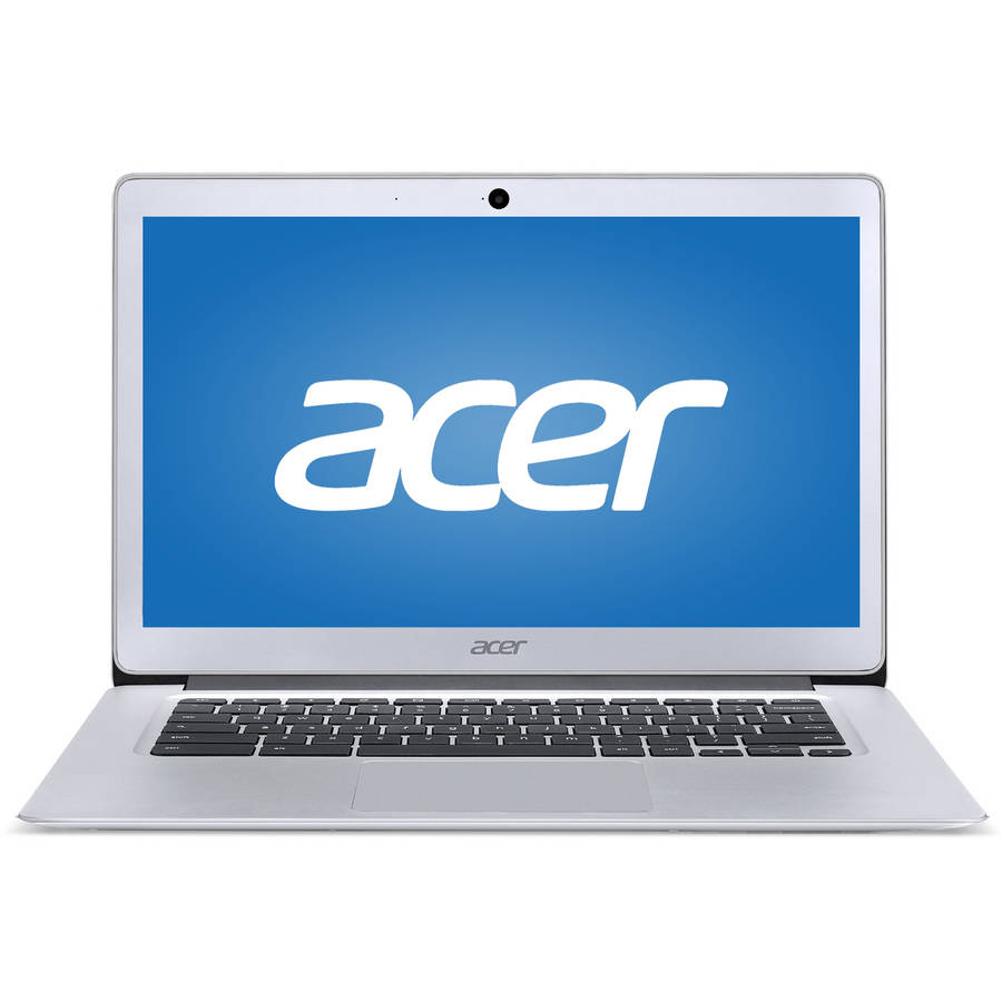 "Manufacturer Refurbished Acer CB3-431-C0AK 14"" Chromebook, Chrome OS, Intel Celeron N3160 Processor, 4GB RAM, 32GB Flash Drive"