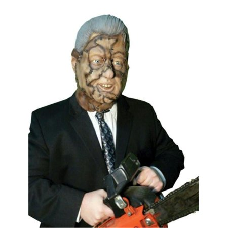 Costumes For All Occasions Ta523 Bubba Clinton Mask Latex](Clinton's Halloween)
