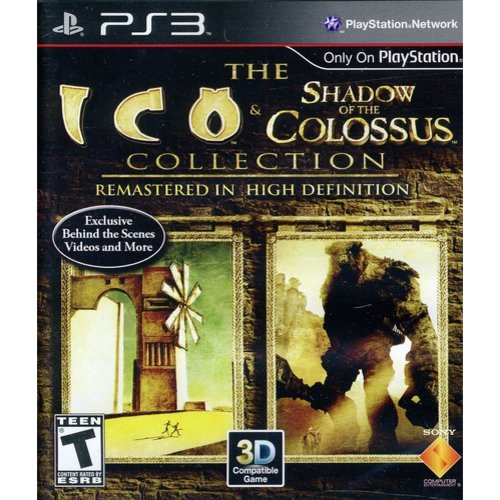 ICO / Shadow of the Colossus (PS3)