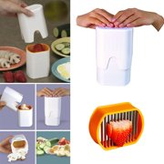 Blink And Slice Speedy Slicer Slice Your Fruits And Veggies In The Blink Of An Eye