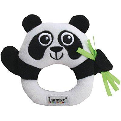 first years lc27076 panda rattle