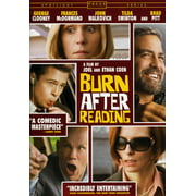 Burn After Reading by UNIVERSAL HOME ENTERTAINMENT