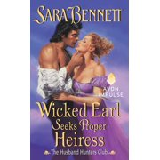 Wicked Earl Seeks Proper Heiress - eBook