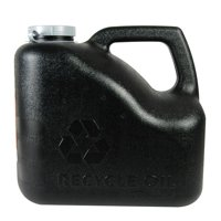 Hopkins FloTool 11849 Dispos-Oil Recycle Oil Jug