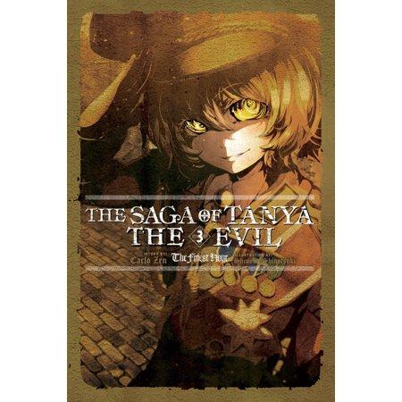 The Saga of Tanya the Evil, Vol. 3 (Light Novel): The Finest (Saga Of Tanya The Evil Light Novel)