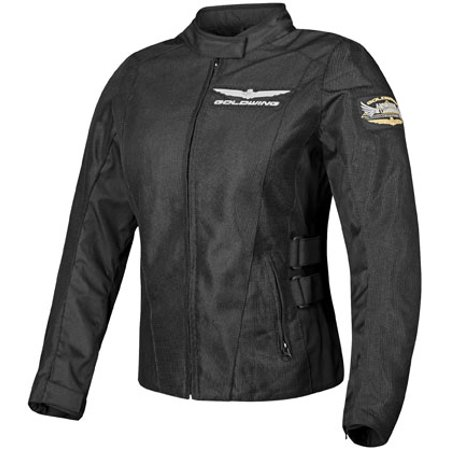 Honda Collection Gold Wing Mesh Touring Womens Jacket Black XL  549510