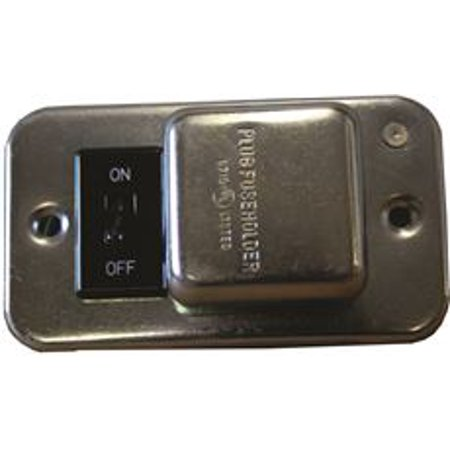 plug fuse box switch 2 1 4 in handy eaton bussmann ssu. Black Bedroom Furniture Sets. Home Design Ideas