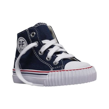 Infant PF Flyers Center Hi Canvas