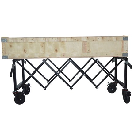 New Carbon Steel Funeral Church Truck Stretcher Truck HomeMortuary Cot Supplies (Replacement Stretcher)